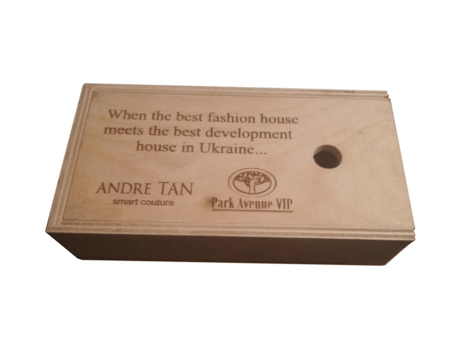 коробки дерево по индивидуальному заказу