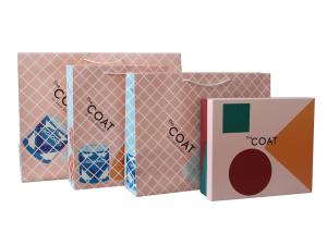 пакеты и коробки для одежды