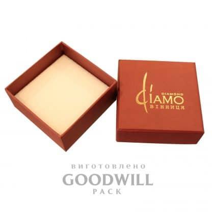 Коробка дизайнерський картон з тисненням - дизайнерский картон с тиснением - Коробка дизайнерський картон з тисненням
