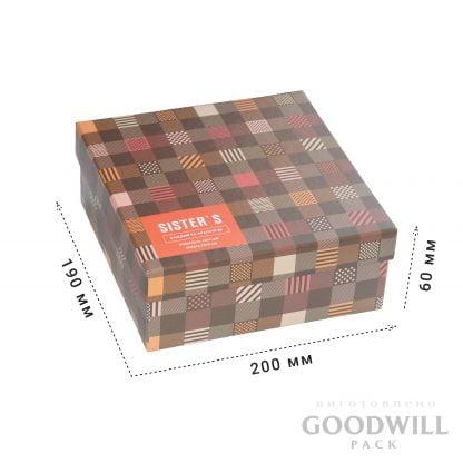Коробка для одежды (для одягу) из картона