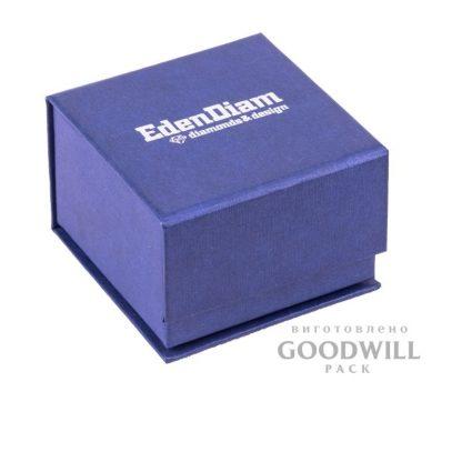 Коробка на магнитной ленте для украшений фото