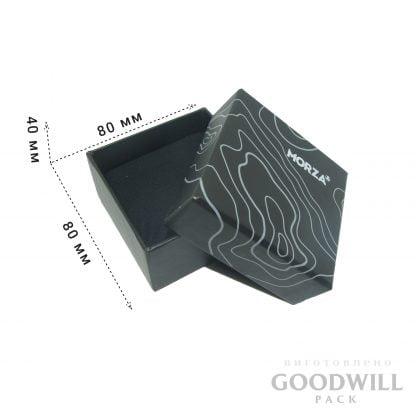 Коробка с печатью логотипа - з друком логотипу