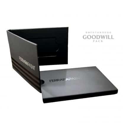 Коробка футляр для карток