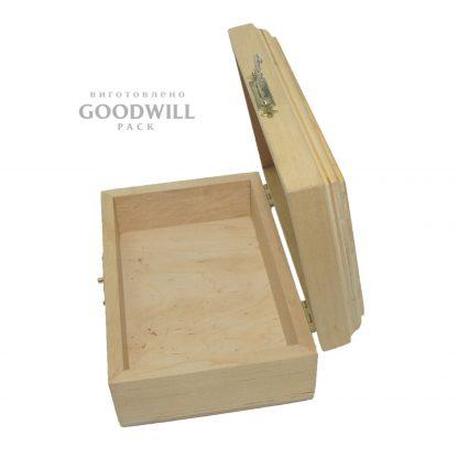 Виготовлення коробки з дерева