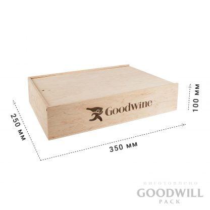 Коробка з дерева подарункова - из дерева подарочная