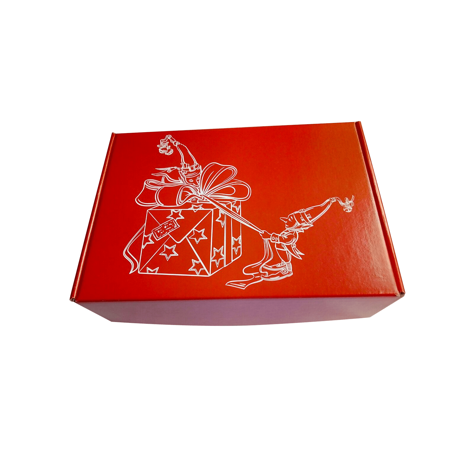 Флексографічний друк коробка