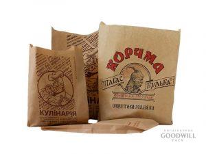 паперові пакети друк логотипу