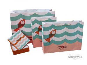 пакеты с печатью для одежды