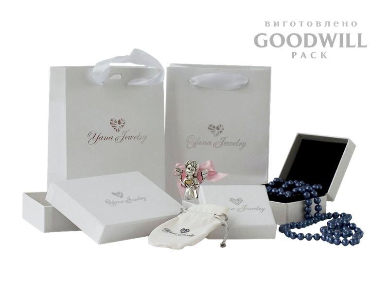 Брендированная упаковка изготовленная на заказ с логотипом