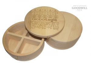 Деревянная коробка изготовленная на заказ