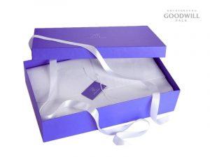 Подарочная коробка изготовленная на заказ