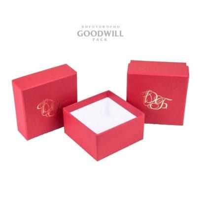 Брендированные коробки для украшений фото