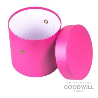 Фото коробка круглая картонная для сладостей