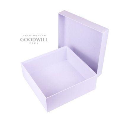Коробка для одягу вигляд всередині фото