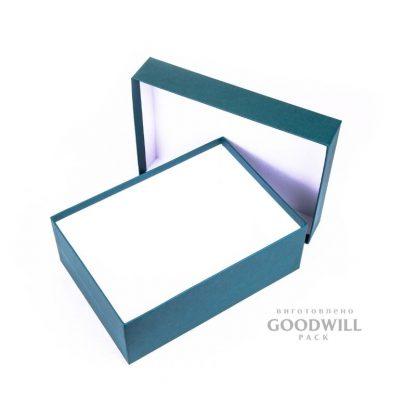 Коробка из переплётного картона