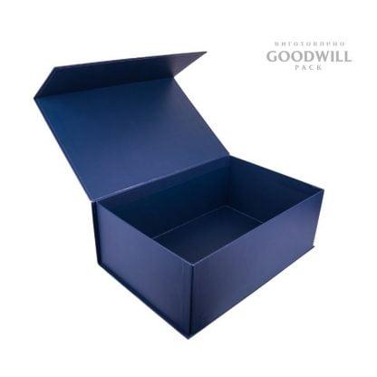 Коробка на магнітній стрічці